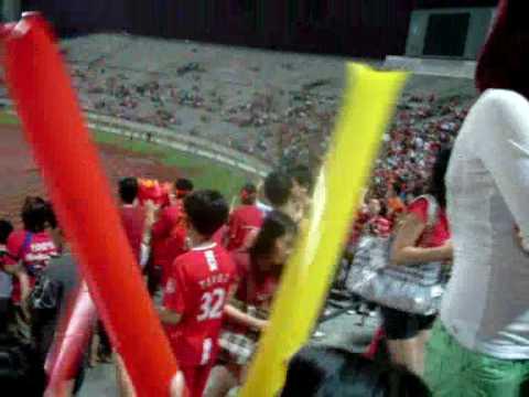AFF cup 2008, Vietnam vs Singapore CDV cuong nhiet Manh beo