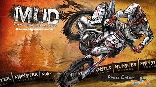 "MUD FIM Motocross World Championship ""Rotten Helmets""  Pc Windows Games Gameplay Video"