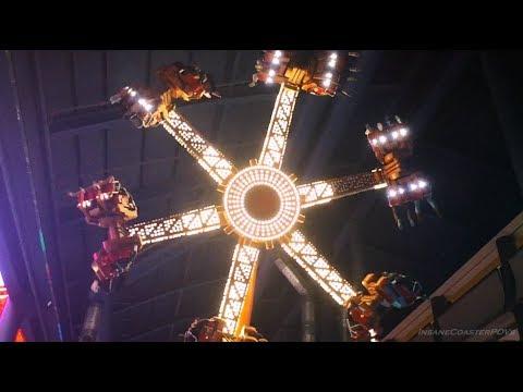 Power Surge Ride - Genting Highlands Skytropolis Indoor Theme Park 2019
