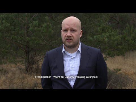 """Jagersvereniging Overijssel: """"We"""