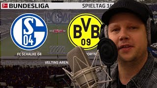 FIFA 19 Bundesliga Prognose | FC Schalke 04 - Borussia Dortmund