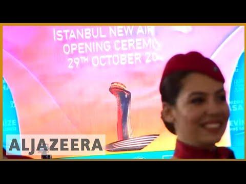 🇹🇷 Erdogan inaugurates Istanbul Airport, one of world's largest | Al Jazeera English