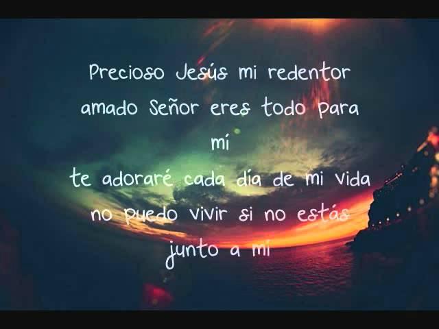 precioso-jesus-letra-esperanza-de-vida-vivoparatijesus