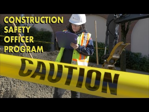 Construction Safety Officer Certification Program