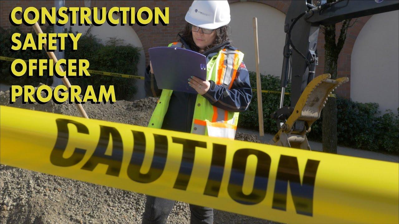 construction safety officer certification program