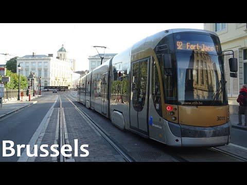 Brussels Tram & Metro!