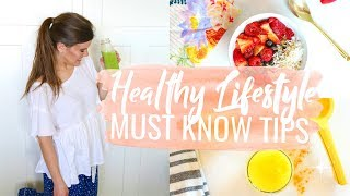 These healthy lifestyle tips changed my life & i hope they inspire you to get motivated and live healthy! recipes, fit tips, more love you!! :) xo cambri...