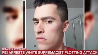 White Supremacist Gets Arrested For Planning An Attack Against LGBTQ & Jews In Las Vegas!