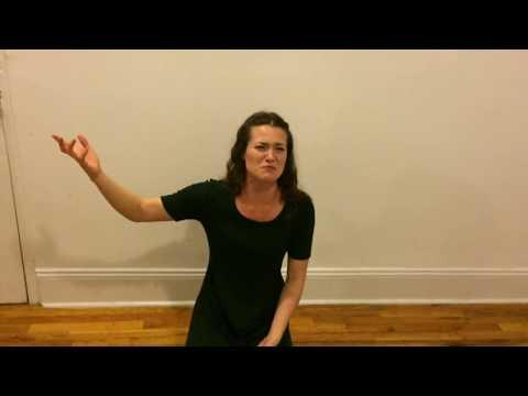 Lindsay Milligan Shakespeare Forum Audition