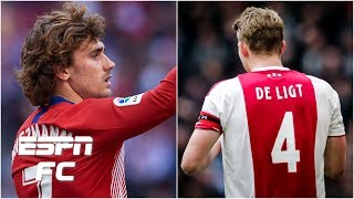 Rebuilding Barcelona: The latest on Griezmann and De Ligt joining Frenkie de Jong at Barca | ESPN FC