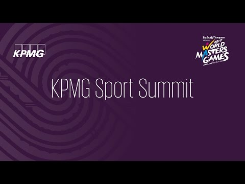 KPMG Sport Summit @ WMG2017