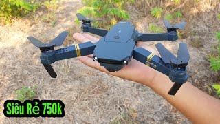 Flycam Mavic Pro Mini Giá rẻ 750K trên banggood.com - Quay phim khá ngon - Eachine E58 - KimGuNi