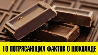 видео Интересные факты о шоколаде (часть 10)