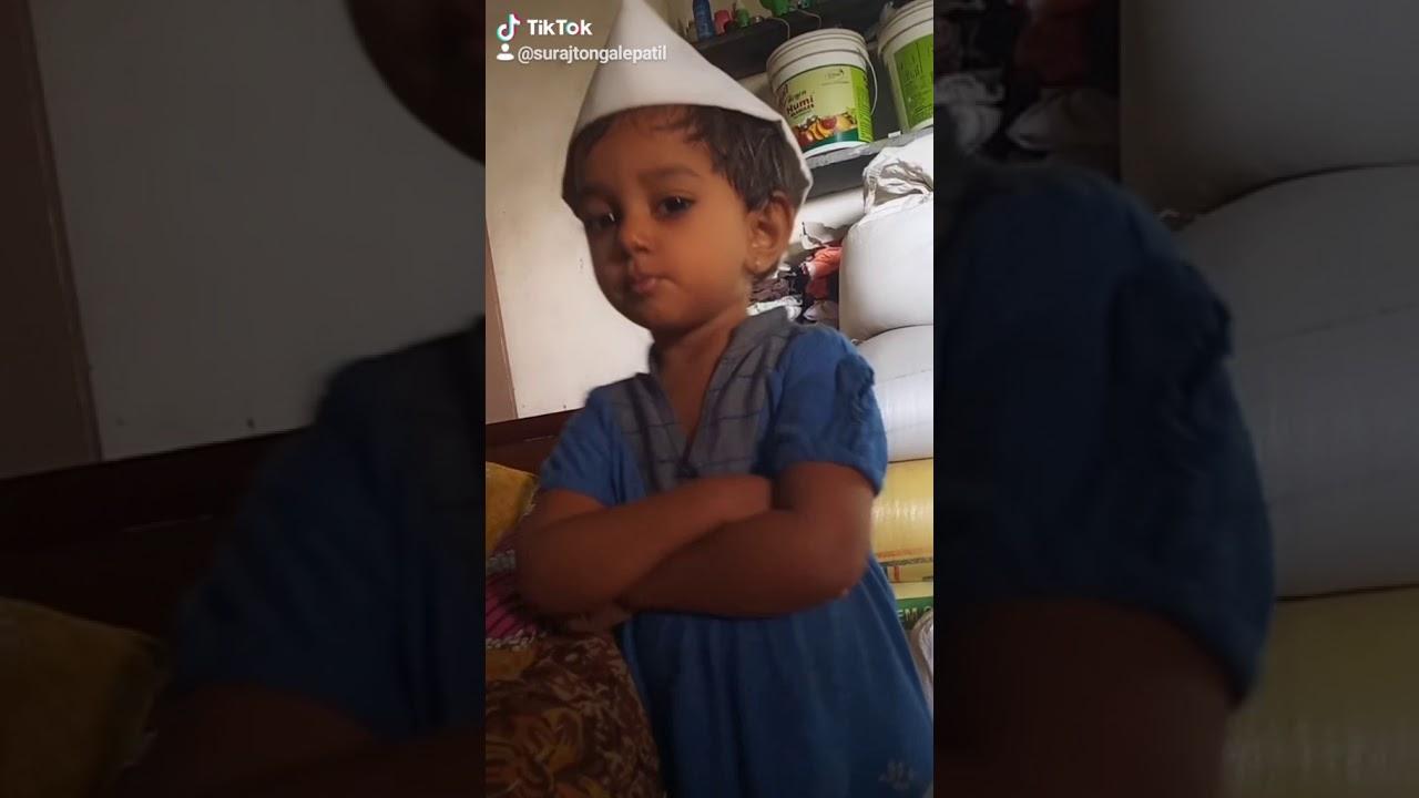 My brave little sister - YouTube