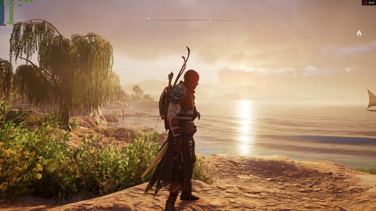 Assassins Creed Origin - AMD RX470 4 GB Beautiful world ...