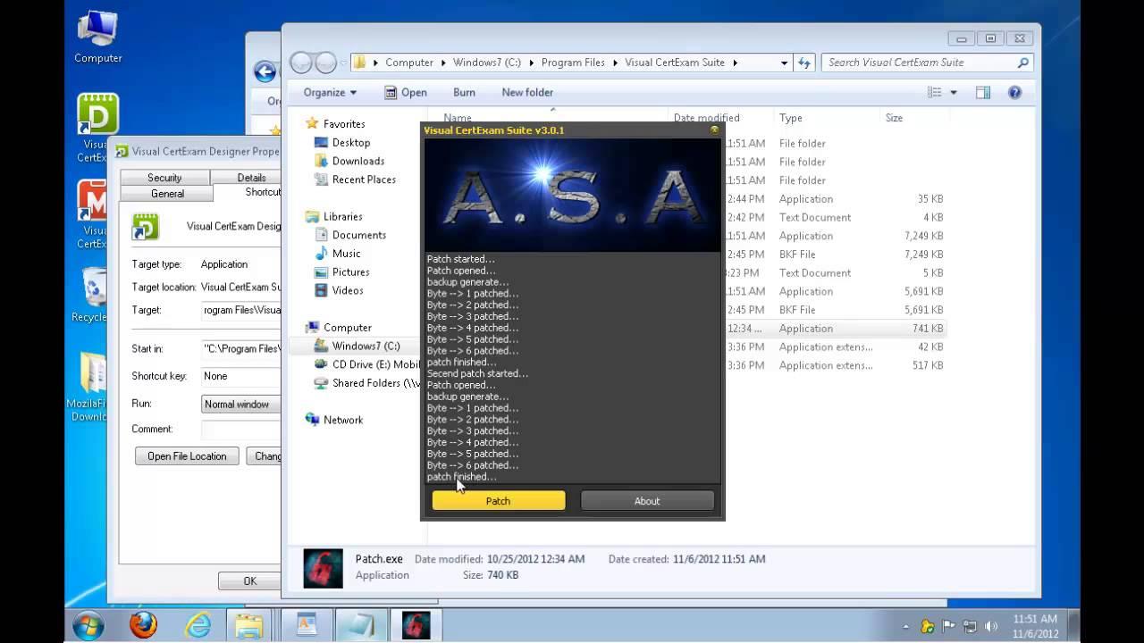 Visual CertExam Suite 3.0.1   How To Open VCE Files   Visual Cert ...