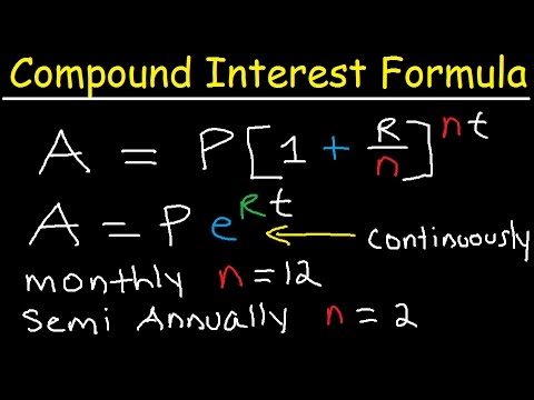 Compound Interest Formula Explained, Investment, Monthly