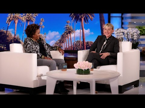 Wanda Sykes on the First Gay Person She Saw on TV