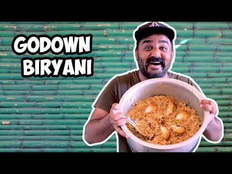 GODOWN BIRYANI!! | MKT