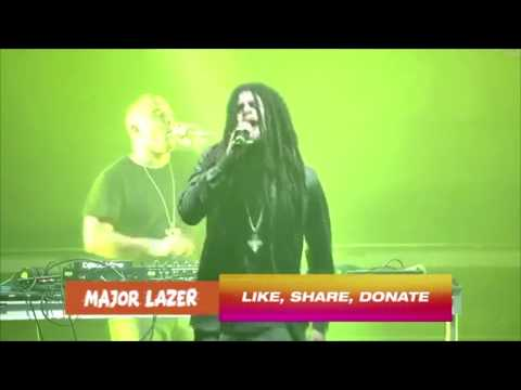 DJ GQ and Skip Marley Live – Relief is the Mission