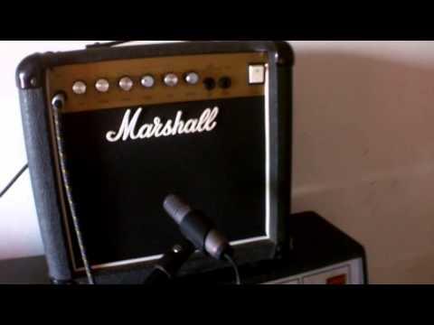 Marshall 5205 Reverb 12 Vintage Guitar Amp