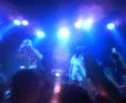 AZAD - Blockschrift Tour 2oo8