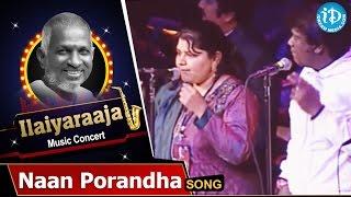 Naan Porandha Vandha Song - Maestro Ilaiyaraaja Music Concert 2013 - Telugu - New Jersey, USA