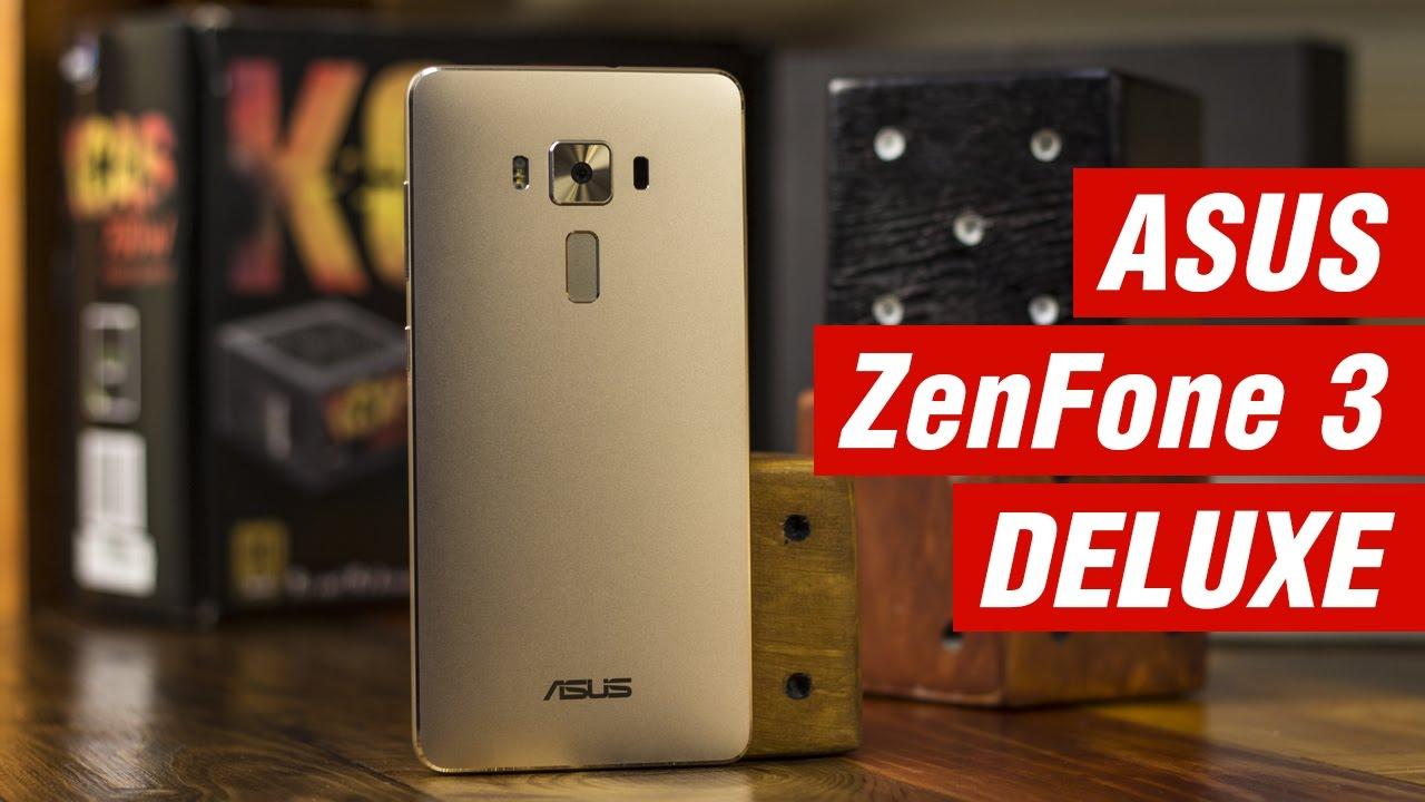 Asus ZenFone 3 Deluxe vs Samsung Galaxy Note 5 - YouTube