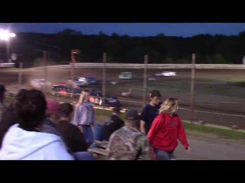 Hummingbird Speedway (6-9-18): BWP Bats Late Model Feature
