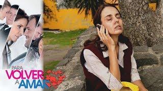 Para volver a amar - Capítulo 87: Bárbara logra escapar de Jaime | Tlnovelas