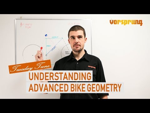 Understanding Advanced Bike Geometry Pt 1 - The Tuesday Tune 25