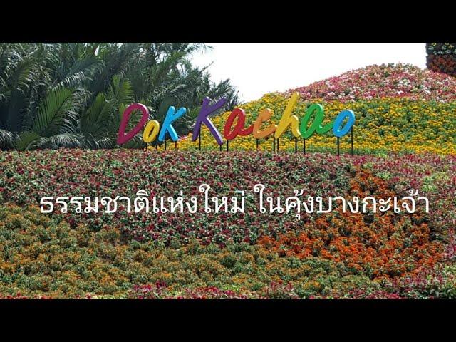 'สวนดอกกะเจ้า' ธรรมชาติแห่งใหม่ ในคุ้งบางกะเจ้า