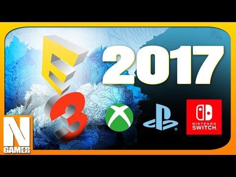 Seria essa a LISTA DE JOGOS da E3 2017 ? - Noberto Gamer