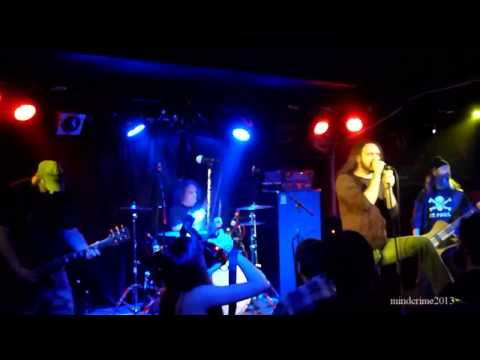 PHASE REVERSE -tear down the wall-  live@An Club (Athens, 16.2.2013)