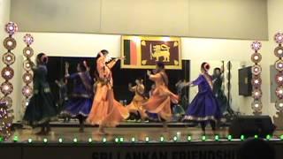 Nannare Nannare choreographed by Nilmini Wijewardena