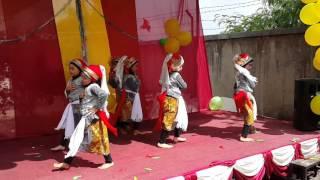 Tarian Anak Banten TK RJ (Aqila)