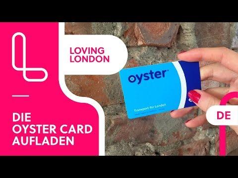 OysterCard in London am Automaten aufladen: So geht's (2019) |LONDON