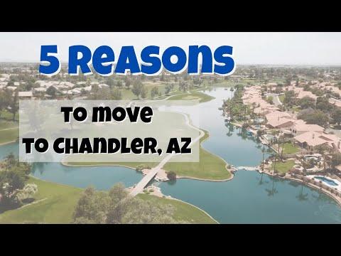 Moving to Chandler Arizona