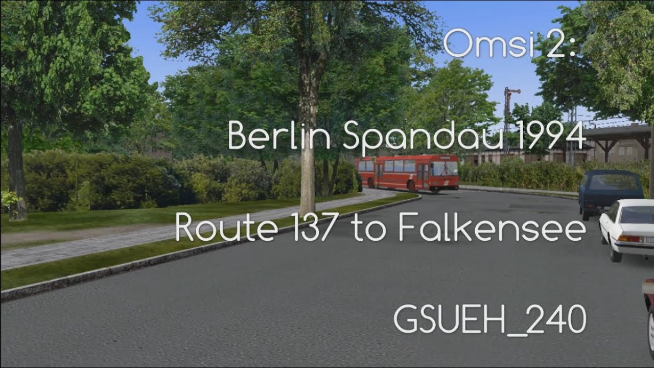 Omsi 2 Berlin Spandau Route 130 Dublin Bus Three Generation Addon 2012 Omsi 2 Berlin Spandau 1994 Route 137 To Falkensee Gsueh 240
