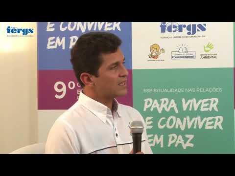 Fraternidade Sem Fronteiras - Entrevista Wagner Moura