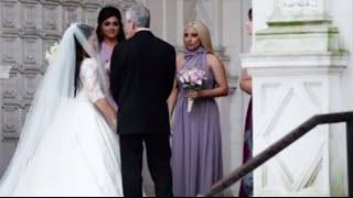 Lady Gaga As Bridesmaid At Wedding