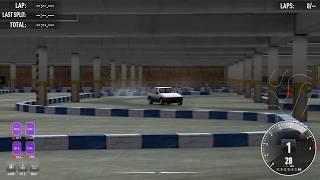THE BEST SIM RACING GAME NOBODY PLAYS - SimRaceway Gameplay