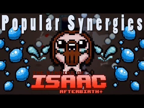 The Binding of Isaac Afterbirth Plus | Bouncy Balloons! | Popular Synergies