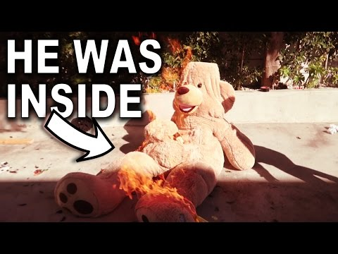 I KILLED MY TWIN BROTHER PRANK WITH FIRE (EXTREME)
