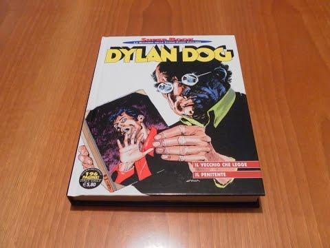Dylan Dog SuperBook N° 66 - Il vecchio che legge: Recensione