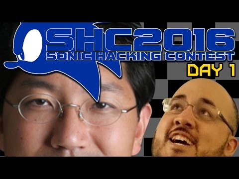 Johnny vs. Sonic Hacking Contest 2016 (Day 1)