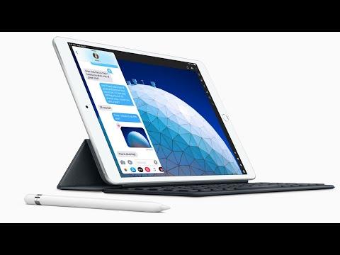 Apple IPad Air 2019 - Характеристики. Обзор