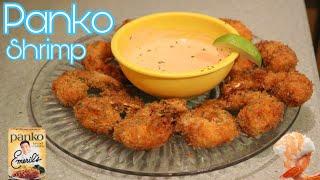How to make Panko Fried Shrimp