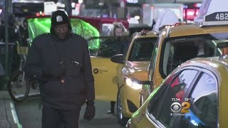 Cab Drivers Caught In Credit Card Scam