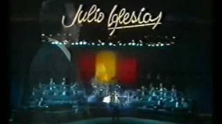 JULIO IGLESIAS - LIVE - UN CANTO A GALICIA - MADRID - 1983 -